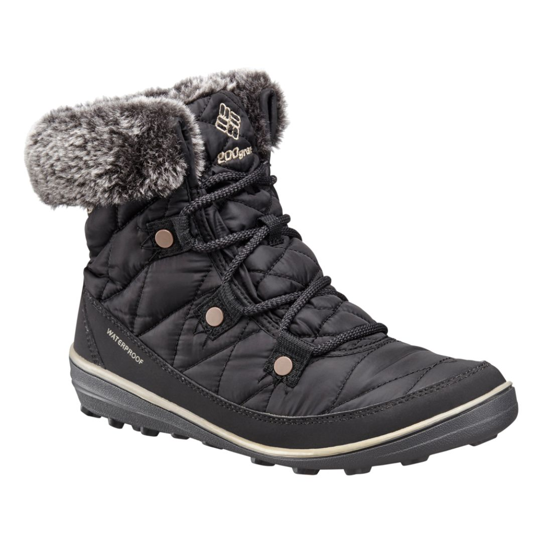 Columbia Women's Heavenly Mid Ankle Snow Boots