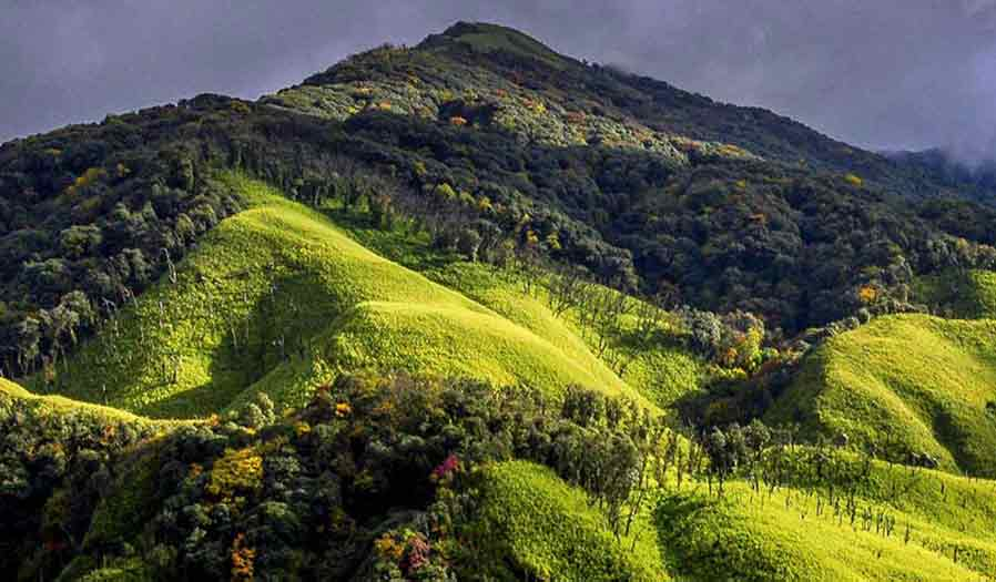 Best trails in India